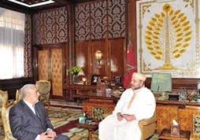 الملك محمد السادس يكافئ رئيس الحكومة عبد الاله بنكيران بهذه الهدية الثمينة