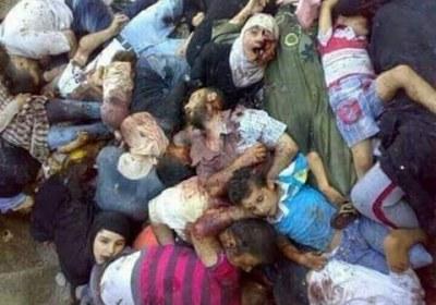 """""""حلب تحترق"""" ونزيف الدماء مستمر في المدينة"""