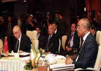 تفاصيل كلمة الشرقي الضريس في اجتماع مجلس وزراء الداخلية لدول اتحاد المغرب العربي