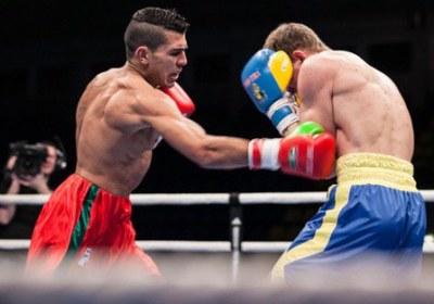 """الملاكم ربيعي يتحدّى الإصابة قبل """"أولمبياد ريو 2016"""""""