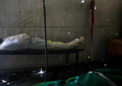 """الأمم المتحدة: كارثة إنسانية """"لا مثيل لها"""" في حلب"""