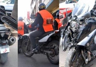 كازا.. التحقيق في حالة وفاة بعد صدم دراجة تابعة للأمن الوطني