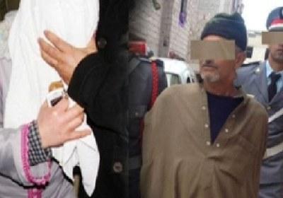 امرأة شابة تخون زوجها بطريقة شاذة مع جارها الستيني داخل اسطبل الحمير
