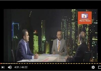 شاهد | تقرير رائع لقناة الجزيرة تحدر به المغاربة من القيام بالثورة لما لها من عواقب وخيمة على الشعب