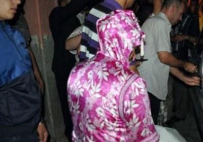 مراكش: الامن يداهم شقة بجنان اوراد ويعتقل شخص متزوج رفقة عشيقته