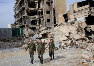 """""""هآرتس"""" الإسرائيلية: ماذا سيحدث بعد سقوط حلب؟"""