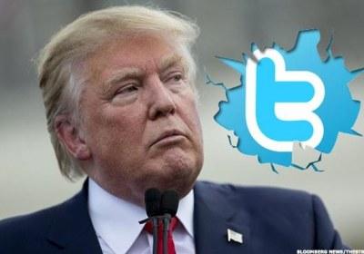 في خطوة مفاجئة … «تويتر» يقرر غلق حساب «ترامب»