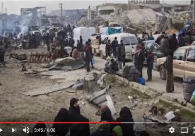 لكل من لا يعلم ..هذا ما حدث في حلب